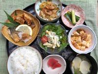 焼鯖おろしポン酢★(^^♪・・・・・700円ランチ - 日だまりカフェ