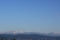 残雪残る山々へ長野県霧ケ峰から見える山 - 京都ときどき沖縄ところにより気まぐれ