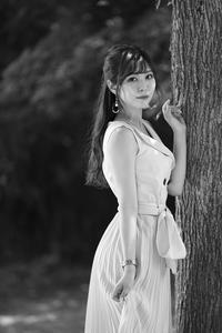 森さくらちゃん1 - モノクロポートレート写真館
