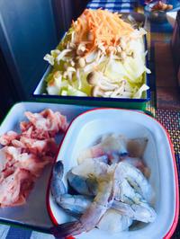 食べてしまいたい中華麺deホットプレート居酒家! - ワタシの呑日記