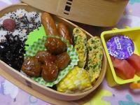 お弁当6月14日、6月15日 - ミモザアカシアの日々