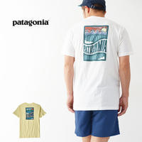 Patagonia [パタゴニア] M's Cosmic Peaks Organic T-Shirt [38425] メンズ・コスミック・ピークス・オーガニック・Tシャツ・MEN'S - refalt blog