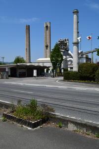 埼玉県秩父市の旧秩父セメント第二工場(昭和モダン建築探訪) - 関根要太郎研究室@はこだて