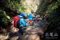 3歳5歳ちびっ子兄弟の春登山「高尾山」山頂へ - Full of LIFE