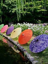 徳川園 - Bonbon Fleur ~ Jours heureux  コサージュ&和装髪飾りボンボン・フルール