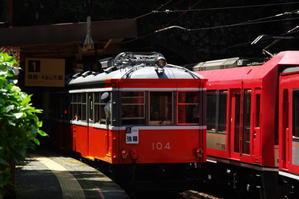 アジサイ電車 -