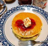 ホットケーキ - 赤煉瓦洋館の雅茶子