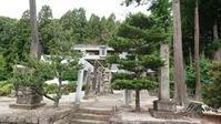赤羽八幡神社@福島県石川町 - 963-7837