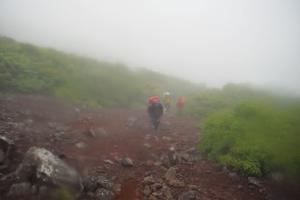 船形山 雨の色麻コース - 船形山からブナの便り(ブログ版)