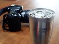 マンデリンでアイスコーヒー - ぶん屋の抽斗