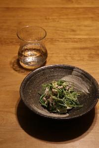 日本酒と贅沢グラス - Log.Book.Coffee