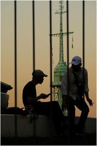 大陸からの観光客 - HIGEMASA's Moody Photo