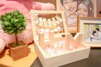 Happy Wedding!H&M - アーマ・テラス   ウエディングブログ