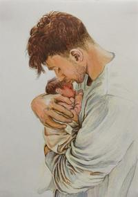【Father】 - 鉛筆と遊ぶ