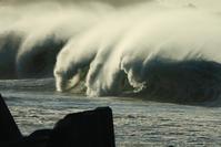 波の力 - 雲空海