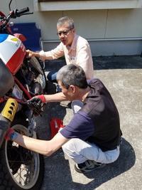 令和元年の父の日:其の弐 - オイラの日記 / 富山の掃除屋さんブログ