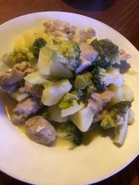 保育園給食レシピ~ガリバタチキン~ - にゃんこと美味しい給食レシピ