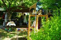 須坂市森の中のクラフトフェア - 野沢温泉とその周辺いろいろ2