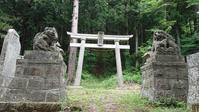 新地山羽黒神社@福島県白河市 - 963-7837