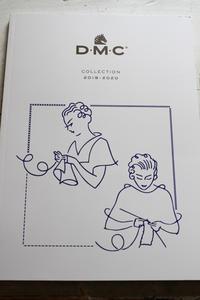 DMCさんのカタログを片手にストレス発散 - フェルタート(R)・オフフープ(R)立体刺繍作家PieniSieniのブログ