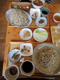 自然の恵みそばと、カフェ 凱 -toki- * コスパも最高なオリジナルそば♪ @小諸 - ぴきょログ~軽井沢でぐーたら生活~
