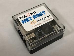 NAOMI NETBOOT Orangepi zero - ゴリゴリなおっさんの裏ゲームブログ(GORIO'S BLOG)