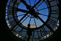 オルセーの大時計 - 好きな写真と旅とビールと