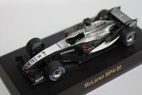 1/64 Kyosho McLaren F1 MP4-17D - 1/87 SCHUCO & 1/64 KYOSHO ミニカーコレクション byまさーる