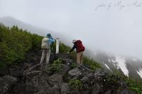 利尻山へ登る - Ryu Aida's Photo
