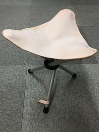 三脚椅子リペア - ティダぬファの雑記帳