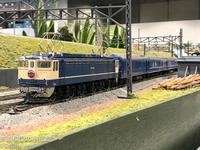 TOMIX HO24系24形のレイアウト走行動画 - 鉄道模型の小部屋