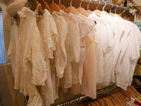 French Antique blouses - carboots