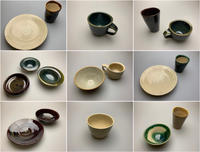 完成作品のご紹介⑦ - 陶工房スタジオ ル・ポット