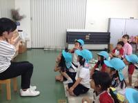子ども図書館に行ってきたよ!~年長組~ - みかづき第二幼稚園(高知市)のブログ