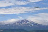 嵐の日曜日~旭川空港~ - 自由な空と雲と気まぐれと ~from 旭川空港~