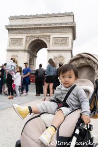 パリのおのぼりさんコースをのんびりと効率よく回れ! - パリときどきバブー  from Paris France