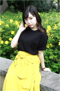 Yellow Skirt - caetla