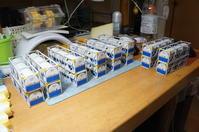 【鉄道模型・HO】3DプリンターUT26LNGタンクコンテナを量産する・5 - kazuの日々のエキサイトな企み!