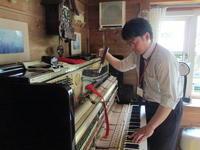 昨日の「あっぷる」さんでの「ティータイム・クラシックコンサート」トロンボーン編 - ピアノ日誌「音の葉、言の葉。」(おとのは、ことのは。)