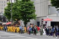 北海道神宮例祭「神輿渡御」(2019年6月16日)天気が心配でした。 - ワイン好きの料理おたく 雑記帳
