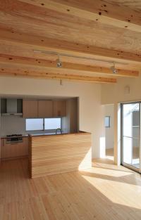 タタミスペースと繋がった2階LDK! - 島田博一建築設計室のWEEKLY  PHOTO / 栃木県 建築設計事務所