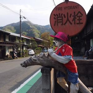 贄川宿の住民たち(その2) -