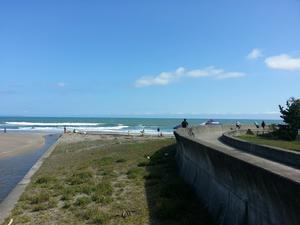 海と空のある風景 - surftrippper サーフィンという名の旅