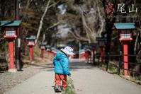 3歳5歳ちびっ子兄弟の春登山「高尾山」下山編 - Full of LIFE