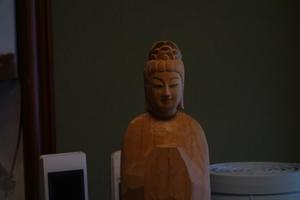 途中 -  仏像彫刻くにとも