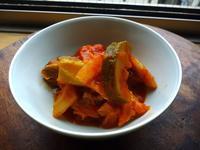 夏野菜のトマト煮 - LEAFLabo