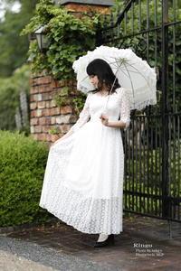 林檎 in DENPARK 【白ドレス】 - taka-c's ふぉとらいふ Season2