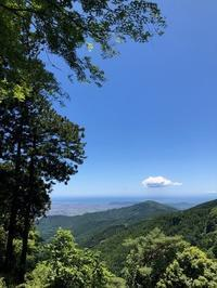 大山阿夫利神社へ - 暮らしの中のひとつ。