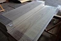 ホワイトアッシュ階段材 - SOLiD「無垢材セレクトカタログ」/ 材木店・製材所 新発田屋(シバタヤ)