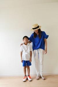 ママとBOYSお揃いコーデ服 - 親子お揃いコーデ服omusubi-five(オムスビファイブ)